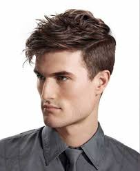 boys hairstyles ideas to look super cool medium length