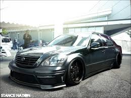 lexus ls 460 slammed murdered out on another level stancenation form u003e function