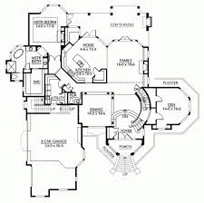 Luxury Home Floor Plans by Luxury Home Designs Plans Craftsman House Plan First Floor 101s