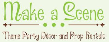 make a theme decor and prop rentals