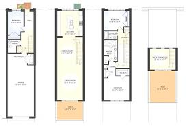 color floor plan residential plans 2d renderings best colored