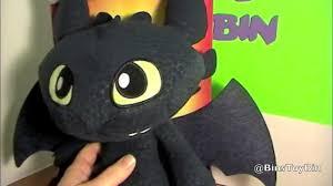 squeeze u0026 growl toothless plush dreamworks dragons cute night