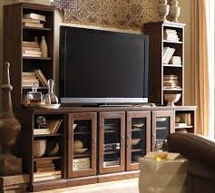 Pottery Barn Benchwright Media Update Your Tv And Entertainment Center During Pottery Barn U0027s 20