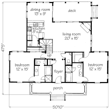 Magnolia Homes Floor Plans Magnolia William H Phillips Southern Living House Plans