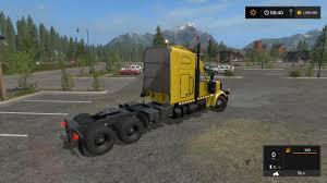 minecraft semi truck semi truck fs2017 trucks farming simulator 17 2017 mod