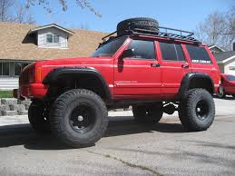 jeep comanche lifted 1997 xj country 8