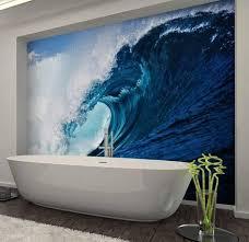 Bathroom Wall Murals Uk Surf Wave Wall Mural Wallpaper Mural Allposters Co Uk
