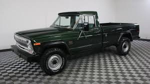 jeep gladiator 1967 1974 jeep j20 gladiator green youtube