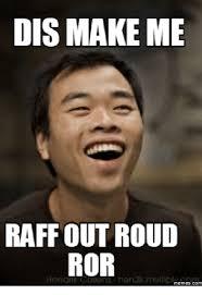 How To Make A Meme Photo - dis make me raff out roud ror memes com ror meme on me me