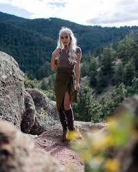 khaleesi costume spirit halloween daenerys targaryen halloween costume u2013 celebspiration