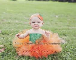 ready to ship little pumpkin tutu or dress newborn 3 6 9 12