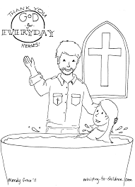 free christian coloring pages for kids and young children level