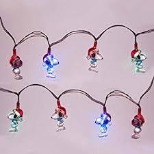 kurt adler pn9902 led snoopy miniature light set 15