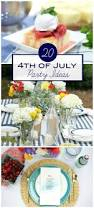 4th Of July Decoration Ideas 20 4th Of July Party Ideas Parties For Pennies
