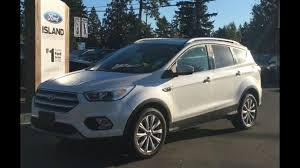 Ford Escape Awd System - 2017 ford escape titanium leather nav awd preview island ford