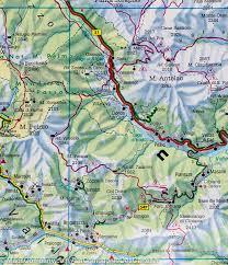 Bolzano Italy Map by Map Of South Tyrol And Bolzano Area Austria Italy Freytag