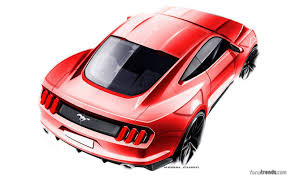 meet the designers 2015 ford mustang