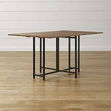 Small Dining Table Small Dining Tables Crate And Barrel