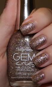 sally hansen gem crush collection swatches and review cosmetic