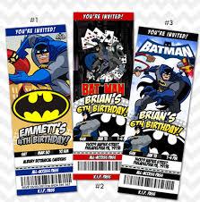 printable batman birthday invitations 100 images batman free
