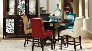 Expandable Bistro Table Rooms To Go Dining Room Chairs Visionexchange Co