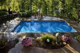 Backyard Pool Landscaping Ideas by Backyard Pool Pictures Home Design Ideas