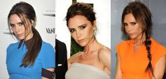 Bob Frisuren Beckham by Beckham S Beautiful Hairstyles From Pixie To Bob
