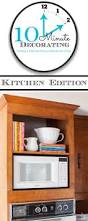 Ideas For Kitchen Decorating 10 Minute Decorating Idea Kitchen In My Own Style