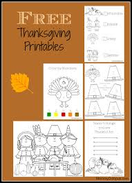 free thanksgiving coloring pages mommy octopus holidays