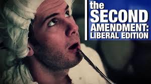 the 2nd amendment liberal edition
