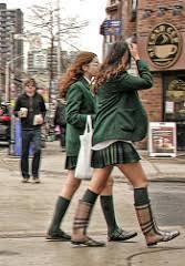 candid schoolgirls the world s best photos of schoolgirls and toronto flickr hive mind