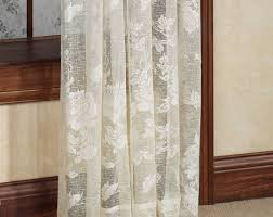 forgiveness white blackout curtains eyelet tags silver voile