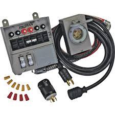 reliance transfer switch kit u2014 6 circuit model 31406crk