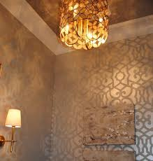 bathroom wall stencil ideas 38 best faux painting images on faux painting