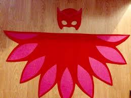 sew diy pj masks costumes halloween pj masks