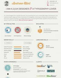 Resume Graphic 28 Best Resume For Graphic Designers Psd U0026 Ideas With Examples