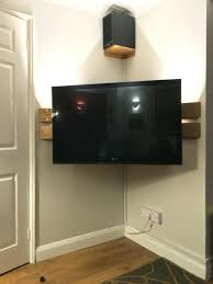 tv stand unique tv stand ideas small corner awesome images about