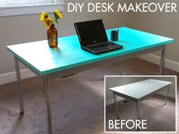 Diy Metal Desk Thanks I Made It Myself The Desk Makeover The Frisky