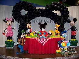 mickey mouse party ideas mickey mouse balloon decorations party favors ideas