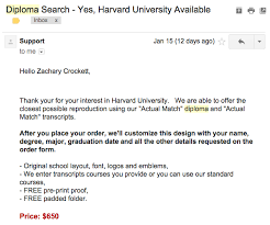 Fake Resume Example by The Business Of Fake Diplomas