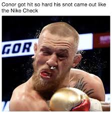 Floyd Mayweather Meme - the nike check floyd mayweather vs conor mcgregor know your meme