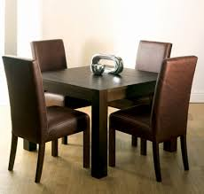 table square dining table for 4 home design ideas