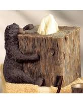 Bear Bathroom Accessories by Great Deals On Black Forest Decor Bathroom Accessories
