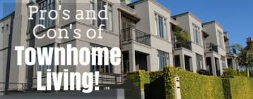 Patio Home Vs Townhouse Pros And Cons Of Considering Townhomes For Sale For Your New Home