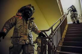 Firefighters Stair Climb by Wolf Pack Airmen Climb To Commemorate 9 11 U003e Kunsan Air Base U003e News