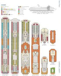 Cruise Ship Floor Plans Explore Carnival Liberty Travel Entertainment And Fun Places