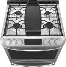 Lg Downdraft Cooktop Lg Lsg4513st 30 Inch Slide In Gas Range With Convection Lg