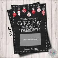 printable christmas targets printable personalized christmas gift card holder target end of