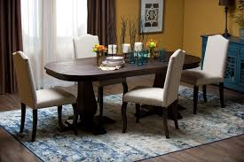 double pedestal dining table weir u0027s furniture