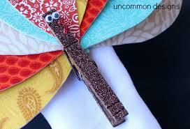 turkey napkin rings thanksgiving craft